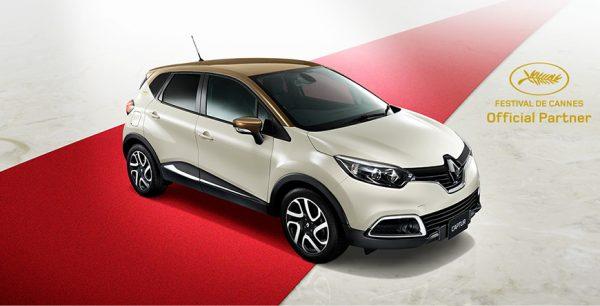 Renault CAPTUR CANNES ルノー キャプチャー カンヌ