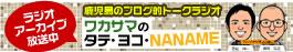 ワカサマのタテ・ヨコ・NANAME